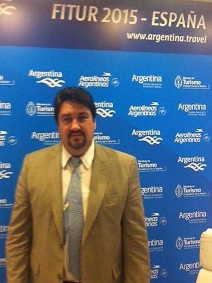 """Gobernador de Misiones: """"Quiero que el turismo siga siendo una política de Estado"""""""