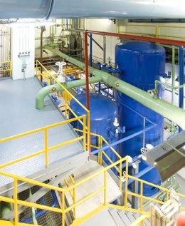 Sistema de aire de la central nuclear de Santa María de Garoña