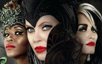 Once Upon A Time: Lasn Tres Reinas de las Tinieblas en el nuevo cartel
