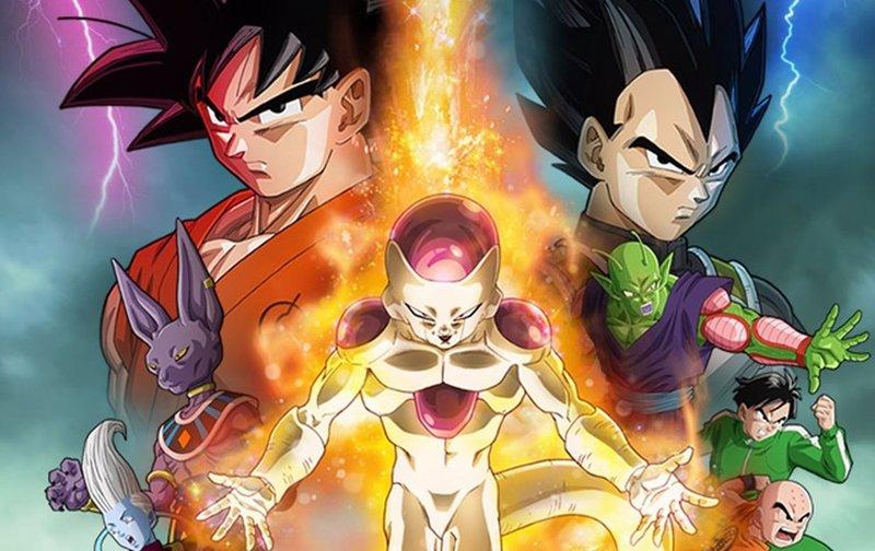 La nueva película de Dragon Ball Z, en IMAX