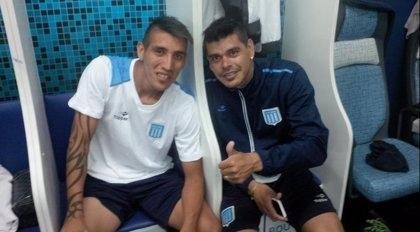 Racing Club incorpora a paraguayo Romero y transfiere a Centurión al Sao Paulo