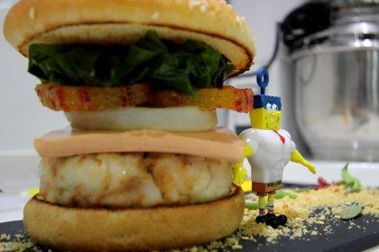 Bob Esponja: La auténtica receta de la Burger Cangreburger