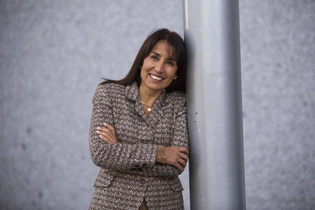 Ministra de Turismo, Magali Silva