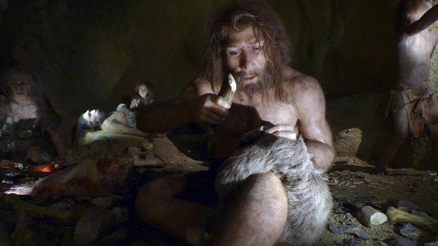 Neanderthal, hombre primitivo