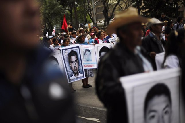 Ayotzinapa iguala