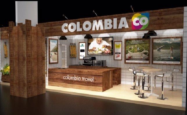 Colombia participa en Madrid Fusión