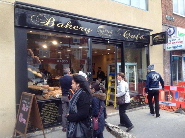 Granier pastelería Londres