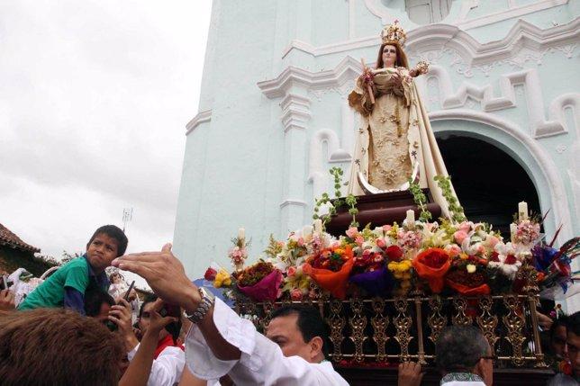 México celebra la virgen de la Candelaria