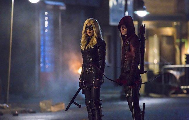 Arrow: Arsenal y Canario Negro unen fuerzas en el próximo episodio