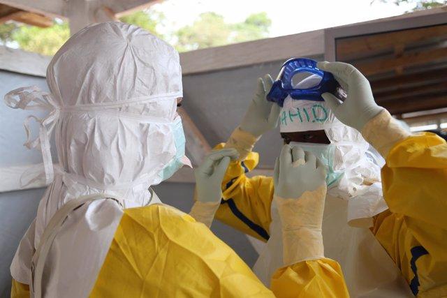 MSF abre una maternidad para embarazadas con ébola en Sierra Leona