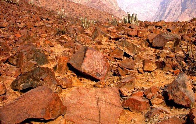 Hallan indicios de que ya se usaba la escritura en Perú hace 5.000 años