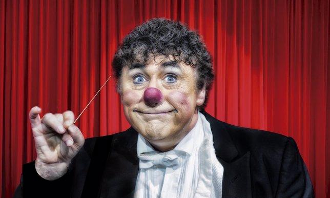 David Larible, el mejor payaso del mundo en el Teatro Circo Price de Madrid