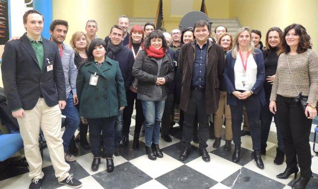 Candidatura del PSOE a la Alcaldía de Huelva