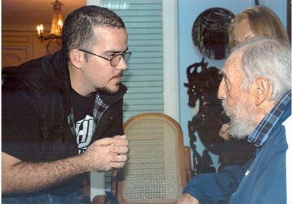 Fidel Castro, sus primeras fotografías desde el mes de agosto