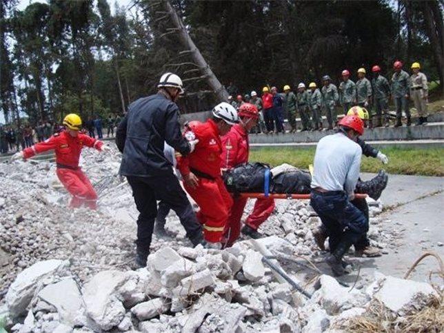 Método Arcon para Desastres