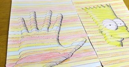 Tutorial Como Hacer Dibujos En 3d Usando La Ilusion Optica