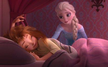 Elsa y Anna, de nuevo juntas en las nuevas imágenes de Frozen Fever
