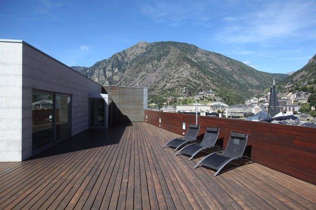 Hotel Fenix del Grupo Daguisa en Andorra