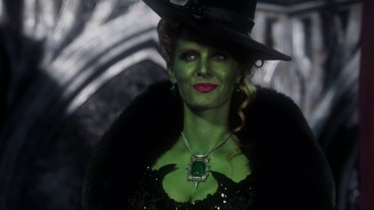 Zelena (Rebecca Mader) vuelve a Once Upon A Time