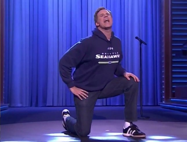 Will Ferrell versiona el Drunk In Love de Beyoncé