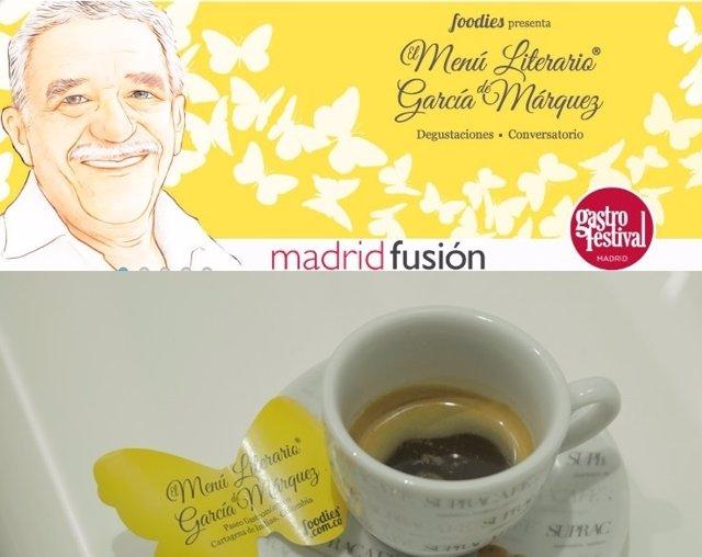 Menú Literario García Márquez