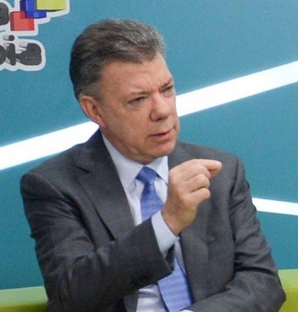 Santos y el procurador se reúnen tras sus sonadas diferencias sobre el proceso de paz