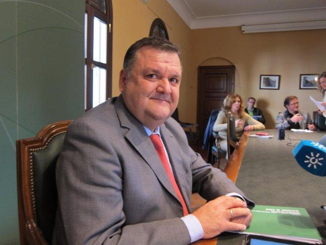 El de Agricultura, Pesca y Medio Ambiente de la Junta, Francisco Zurera