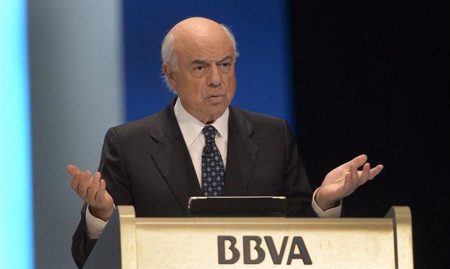 BBVA ganó 2.618 millones en 2014
