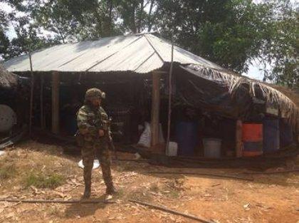 Detenidos miembros del Ejército colombiano por vender armas al Clan Úsuga