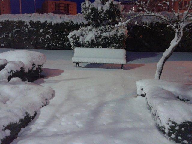 Nieve,frío,temporal