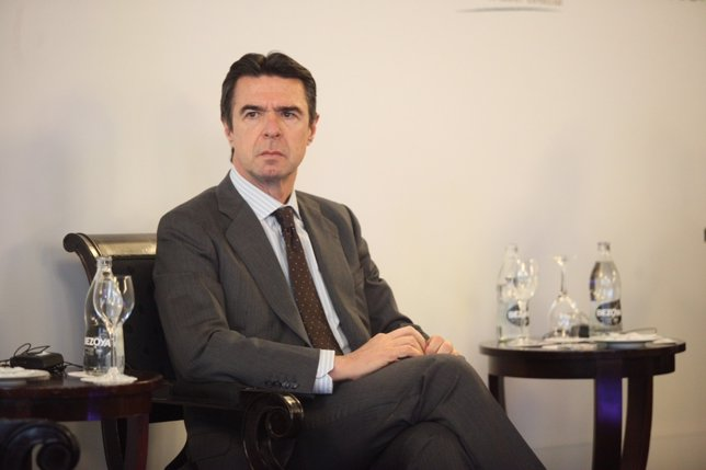José Manuel Soria en el foro Reindustrializar para ganar