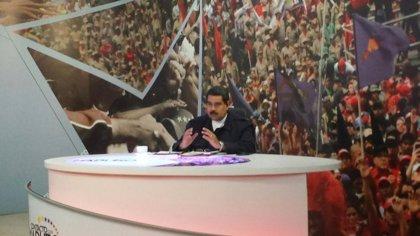 """Maduro vaticina la """"derrota de la derecha"""" en las elecciones"""