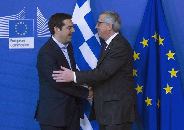 Tsipras se declara