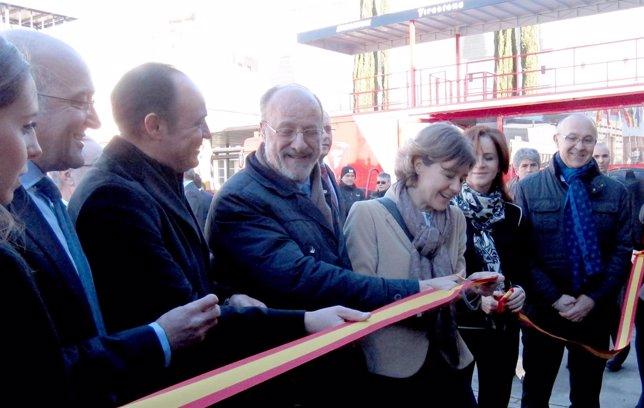 Tejerina inaugura en Valladolid la Feria Agraria