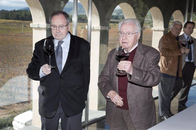 Josep Lluis Bonet y José Ferrer.