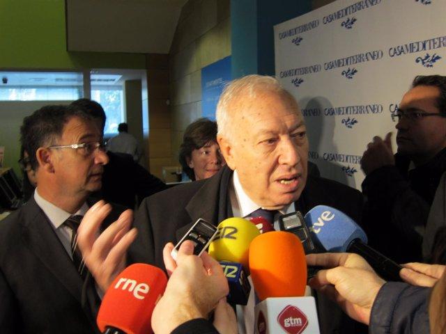 El ministro José Manuel García-Margallo (Archivo)