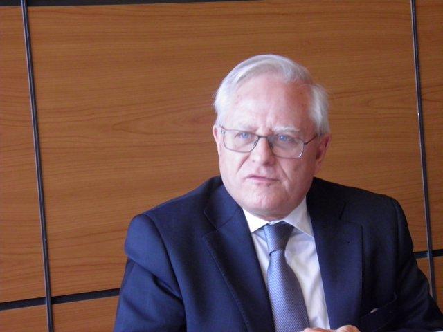 Profesor del IESE y director del IRCO José Ramón Pin