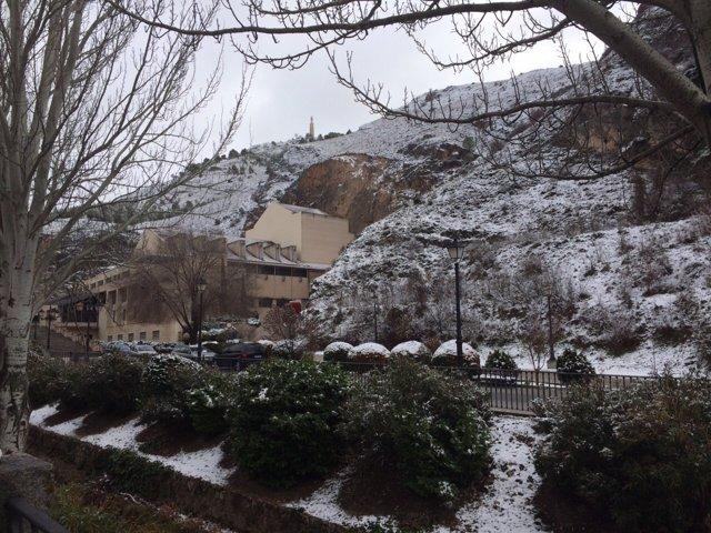 Nieve en Cuenca