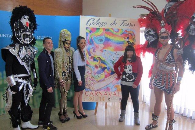 Presentación del Carnaval del Cabezo de Torres