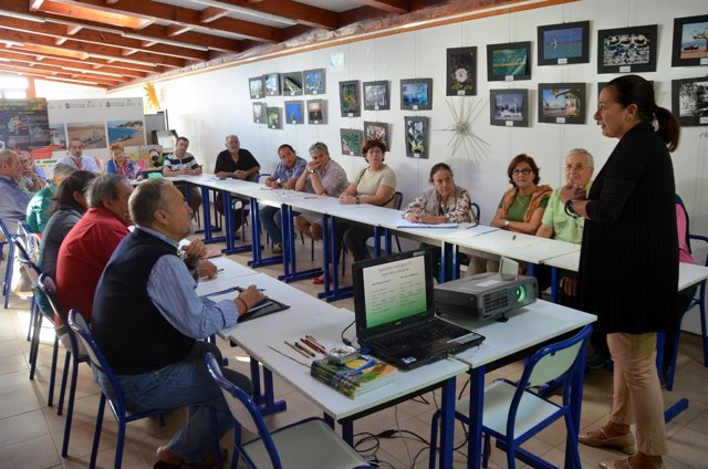 Talleres de agricultura ecológica en Los Viveros