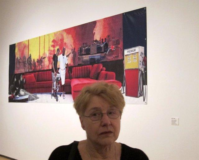 Martha Rosler en el IVAM