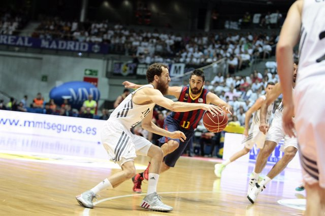 Baloncesto. Real Madrid - Barcelona