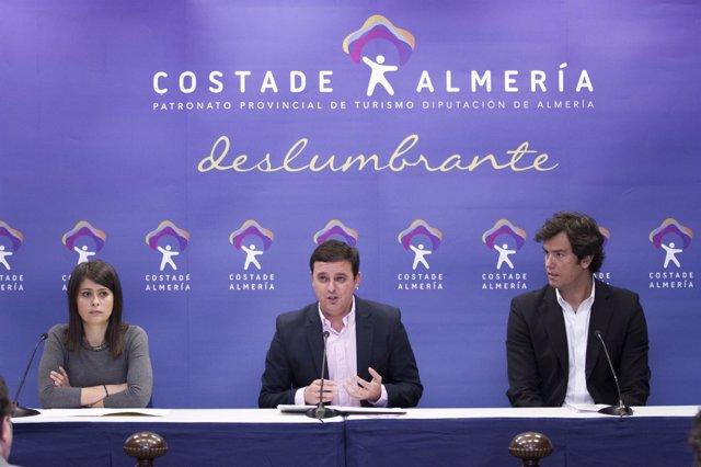 Presentación del programa 'Almería Activa'