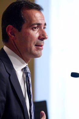 Salvador Victoria, portavoz del Gobierno madrileño