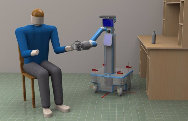 Proyecto europeo Robotic Assistant for MCI Patients at home (Ramcip)