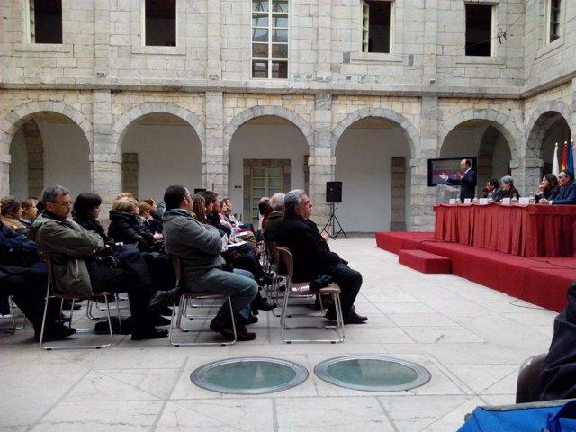 Acto institucional por el Día Mundial contra el Cáncer