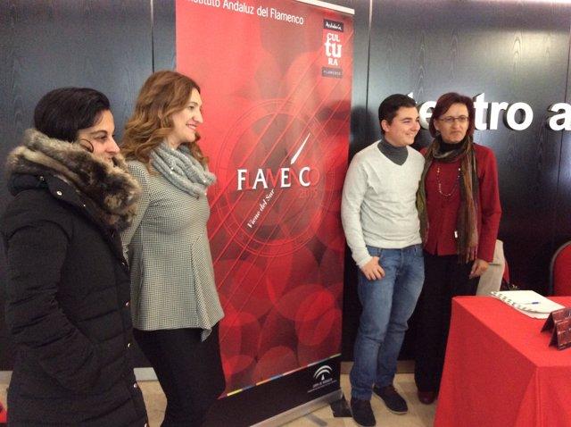 Presentación del ciclo 'Flamenco Viene del Sur'