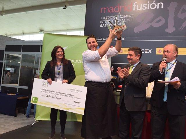 XII Premio Internacional de Cocina con Aceite de Oliva de Jaén