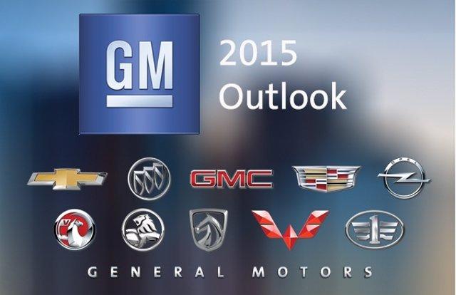 Marcas de General Motors.