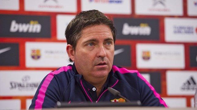 Xavi Pascual Barcelona baloncesto